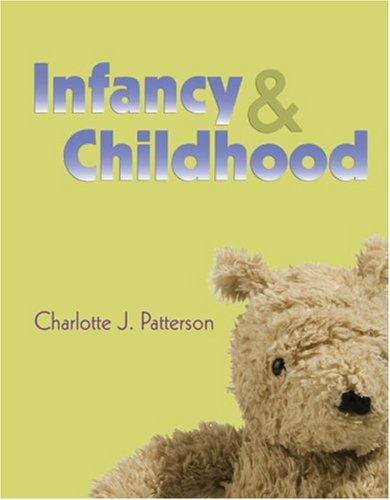 Infancy and Childhood   2008 edition cover