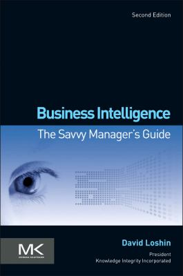 Business Intelligence The Savvy Manager's Guide 2nd 2012 edition cover