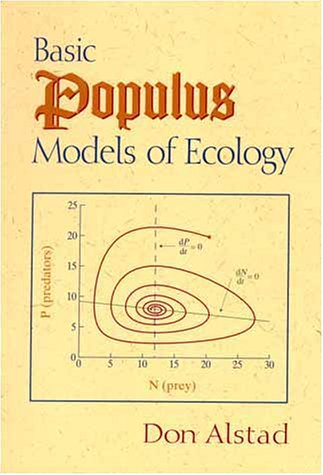 Basic Populus Models of Ecology   2001 edition cover