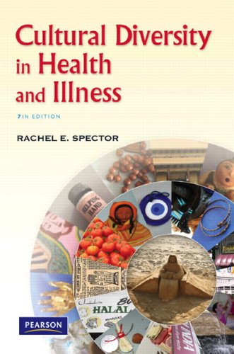 Cultural Diversity in Health and Illness  7th 2009 edition cover