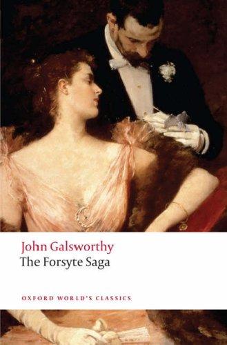 Forsyte Saga   2008 9780199549894 Front Cover