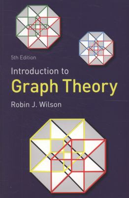 Introduction to Graph Theory  5th 2010 (Revised) 9780273728894 Front Cover