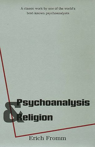 Psychoanalysis and Religion   1978 edition cover