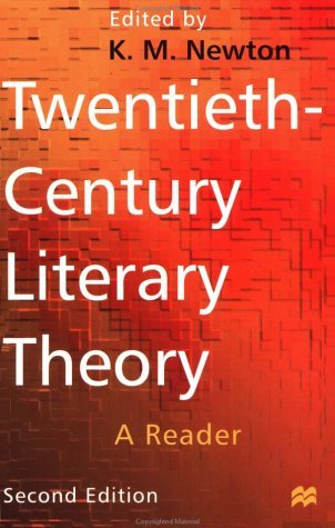 Twentieth-Century Literary Theory A Reader 2nd 1997 (Revised) edition cover