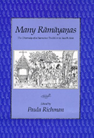 Many Rāmāyaṇas The Diversity of a Narrative Tradition in South Asia  1991 edition cover