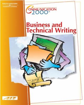 Business and Technical Writing  2nd 2002 (Revised) 9780538432894 Front Cover