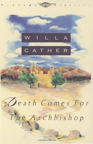 Death Comes for the Archbishop   1955 edition cover
