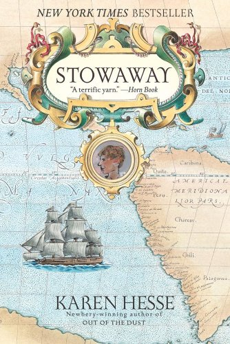 Stowaway   2002 edition cover
