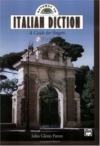 Gateway to Italian Diction A Guide for Singers  2004 edition cover