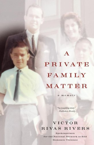 Private Family Matter A Memoir  2006 9780743487894 Front Cover
