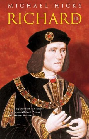 Richard III   2003 9780752425894 Front Cover
