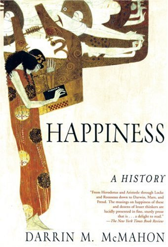 Happiness A History N/A edition cover