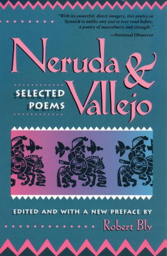 Neruda and Vallejo Selected Poems  1993 edition cover
