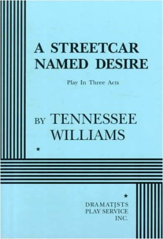 Streetcar Named Desire  N/A edition cover