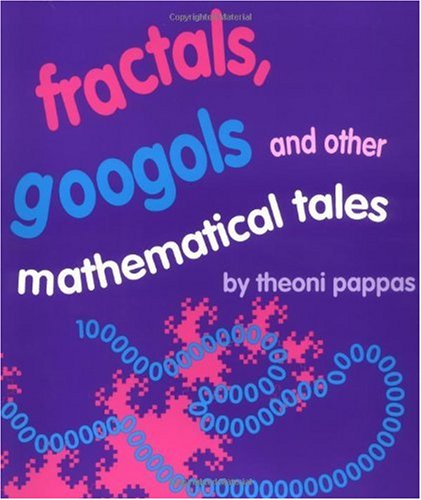 Fractals, Googols, and Other Mathematical Tales   1993 edition cover