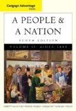 A People and a Nation: A History of the United States - Since 1865  2014 edition cover