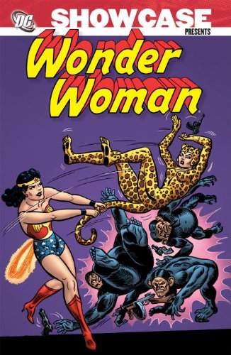 Wonder Woman  N/A 9781401232894 Front Cover