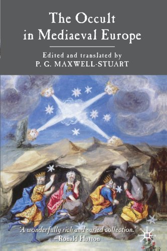 Occult in Medieval Europe   2005 edition cover