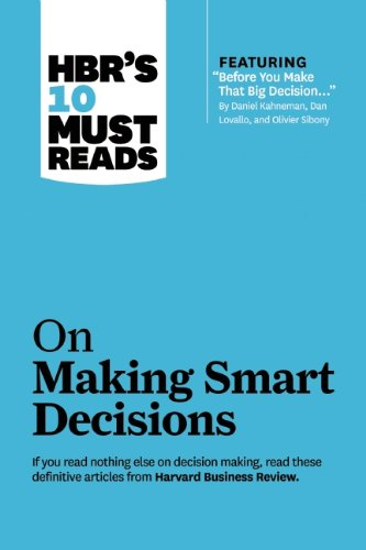 On Making Smart Decisions   2013 edition cover