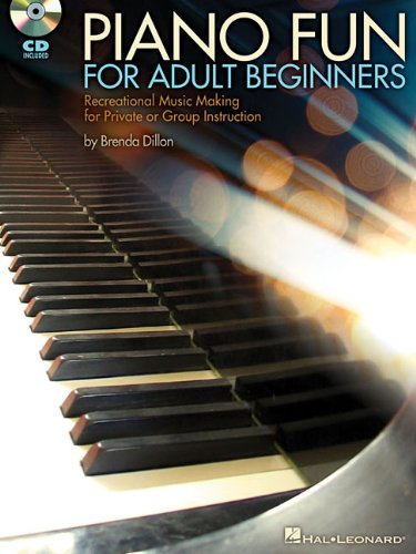 Piano Fun for Adult Beginners Recreational Music Making for Private or Group Instruction N/A edition cover