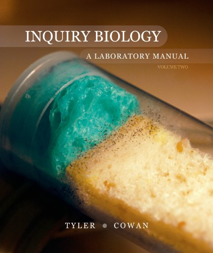 Inquiry Biology   2013 edition cover