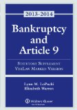 Bankruptcy Article 9 2013 Statutory Supplement (Visilaw Version)  N/A edition cover