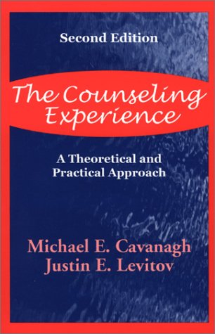 Counseling Experience A Theoretical and Practical Approach 2nd 2002 edition cover