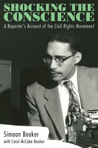 Shocking the Conscience A Reporter's Account of the Civil Rights Movement  2013 edition cover