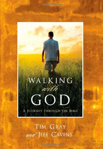 Walking with God : A Journey Through the Bible  2010 edition cover