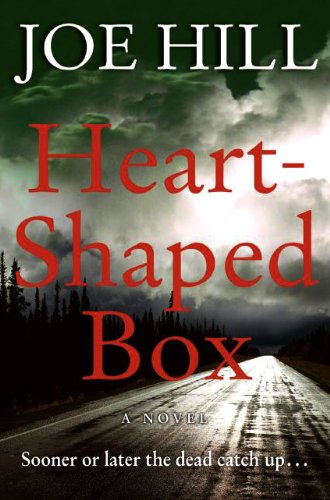 Heart-Shaped Box Sooner or Later the Dead Catch Up...  2013 edition cover