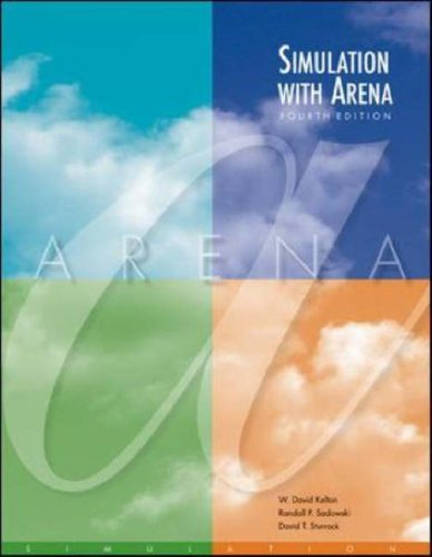 Simulation with Arena  4th 2007 (Revised) edition cover