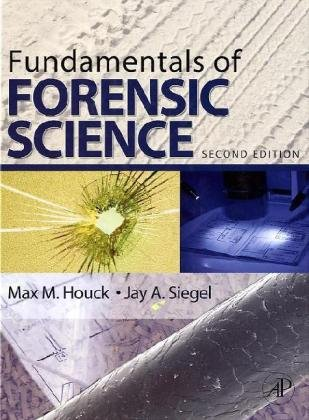 Fundamentals of Forensic Science  2nd 2010 edition cover