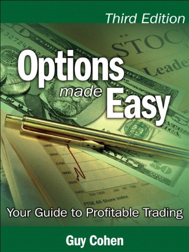 Options Made Easy Your Guide to Profitable Trading 3rd 2013 edition cover