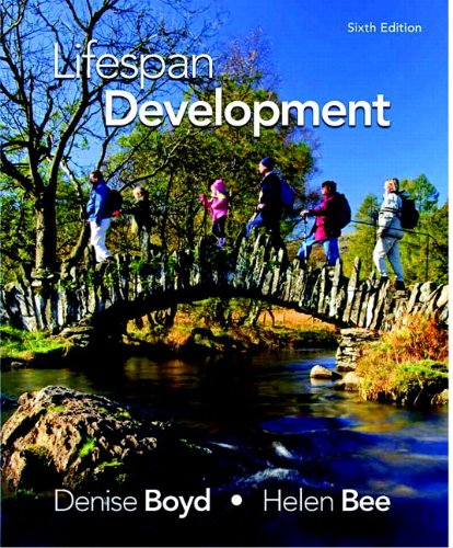 Lifespan Development  6th 2012 edition cover