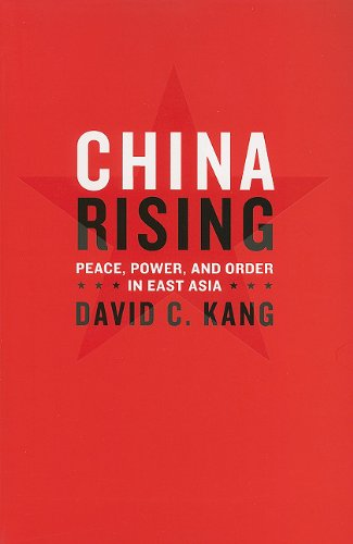 China Rising Peace, Power, and Order in East Asia  2010 edition cover