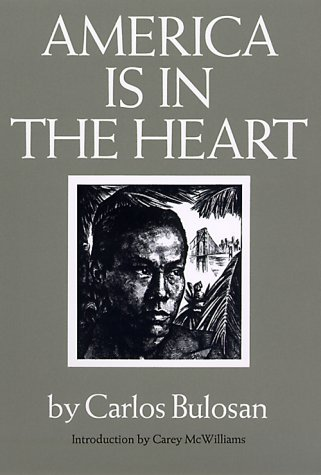 America Is in the Heart   1973 (Reprint) edition cover