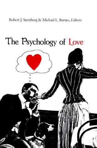 Psychology of Love  Reprint  9780300045895 Front Cover