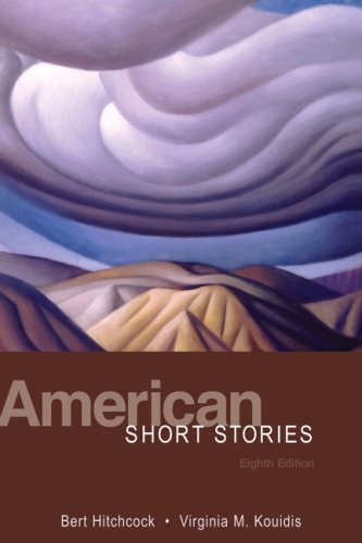 American Short Stories  8th 2008 edition cover