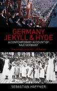 Germany - Jekyll and Hyde A Contemporary Account of Nazi Germany 2nd 2008 edition cover