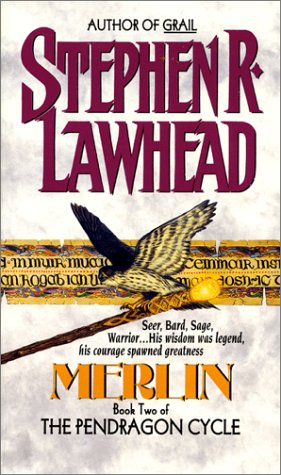 Merlin   1988 (Reprint) edition cover