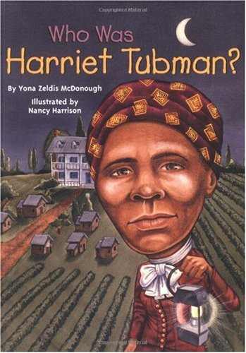 Who Was Harriet Tubman?   2002 edition cover