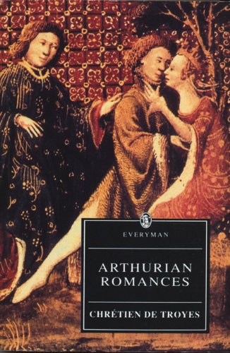 Arthurian Romances  2nd edition cover