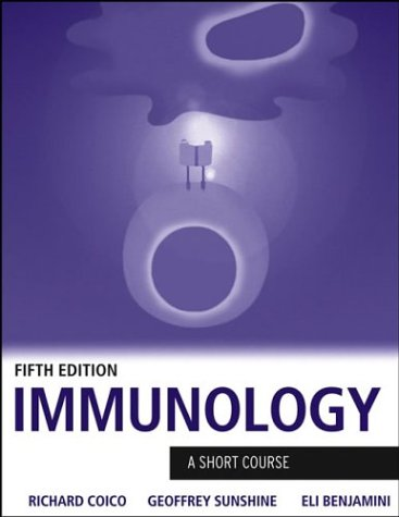 Immunology A Short Course 5th 2003 (Revised) 9780471226895 Front Cover