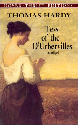 Tess of the D'Urbervilles   2001 edition cover