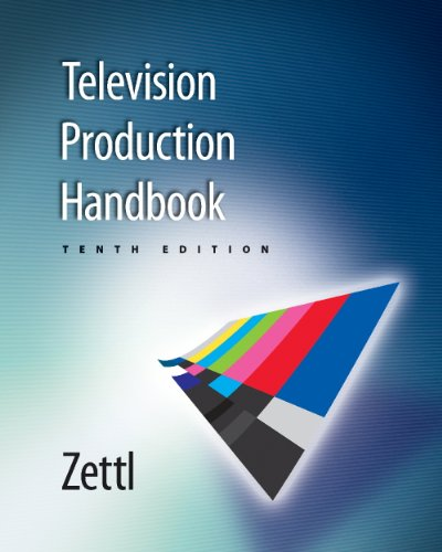 Television Production  10th 2009 (Workbook) 9780495565895 Front Cover
