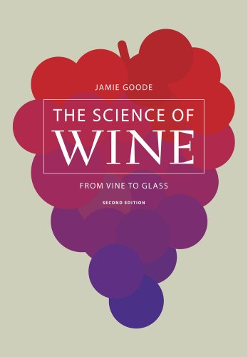 Science of Wine From Vine to Glass 2nd 2014 edition cover