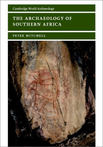 Archaeology of Southern Africa   2002 edition cover