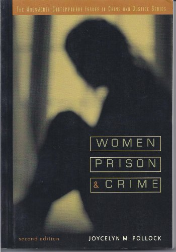 Women, Prison, and Crime  2nd 2002 (Revised) edition cover