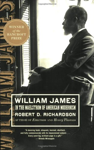 William James In the Maelstrom of American Modernism  2006 edition cover