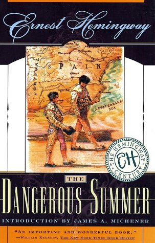 Dangerous Summer   1997 edition cover